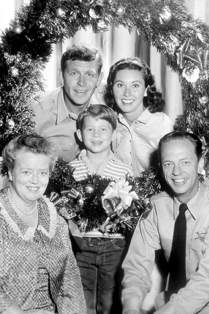 christmas story 1960 - Andy Griffith Show Christmas Story