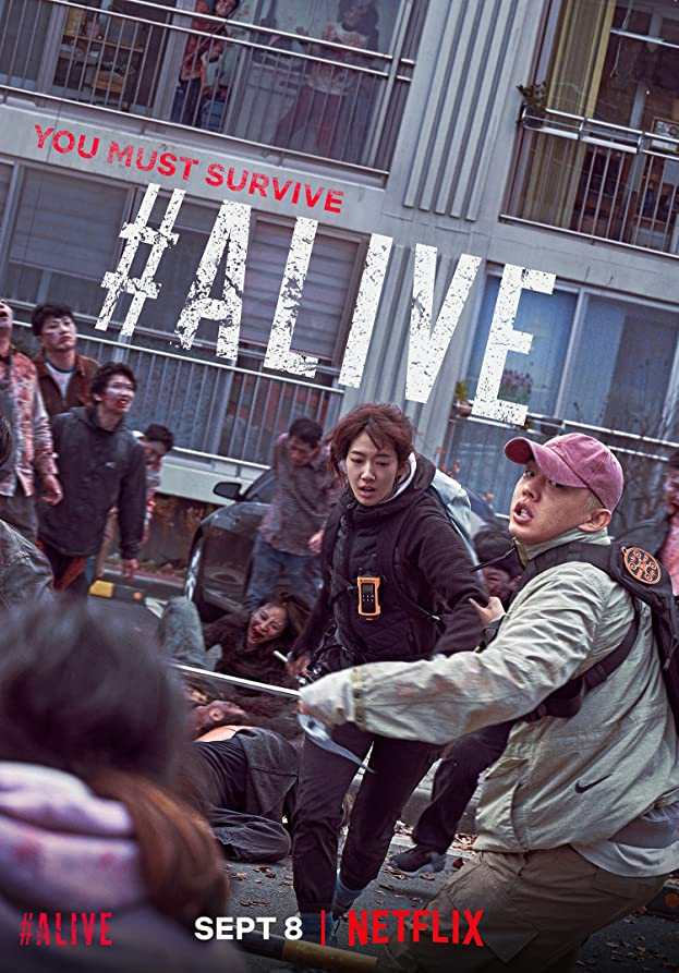 #Alive (2020) Hindi Dubbed