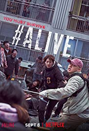 #Alive Poster
