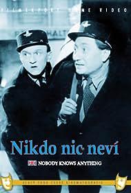 Nikdo nic nevi (1947)