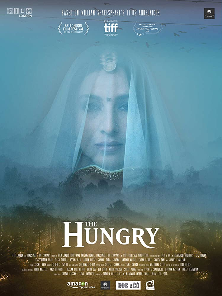 The Hungry (2017) Hindi 720p HDRip x264 700MB
