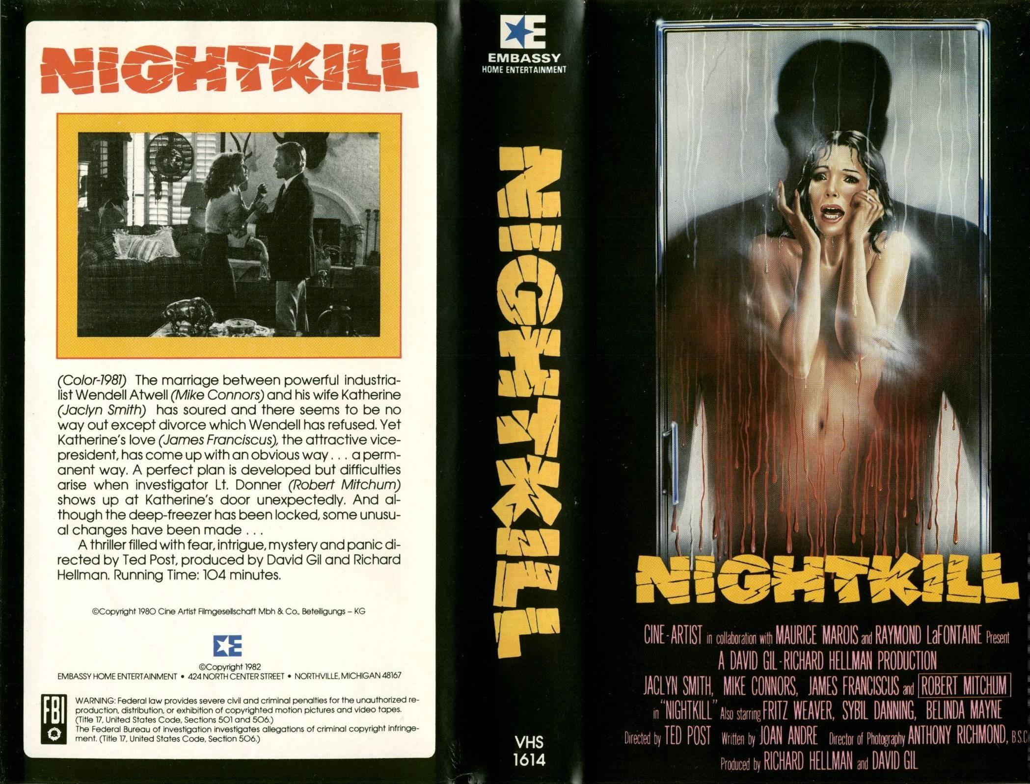 nightkill 1980 trailer