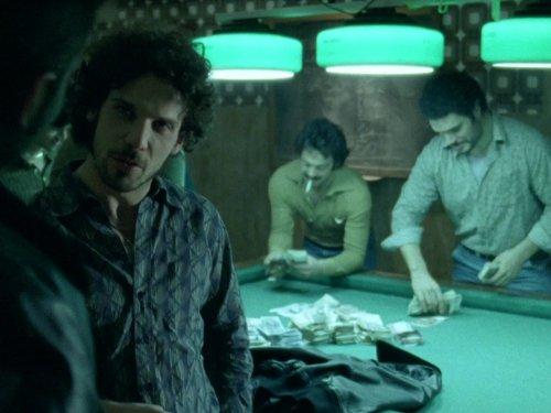 Mauro Meconi, Lorenzo Renzi, and Francesco Montanari in Romanzo criminale - La serie (2008)