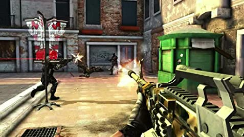 modern combat 5 blackout game free download