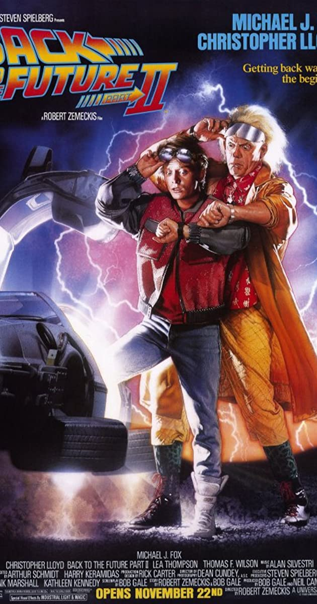 Back to the Future Part II (1989) - IMDb