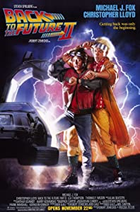Thriller movies 2018 free download Back to the Future Part II [720p]