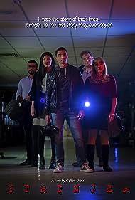 Ali Mohammed Alshabeeb, Elizabeth Selby, Tyler Domecq, Kelly Nicole, and Austin Quinn in Stringer
