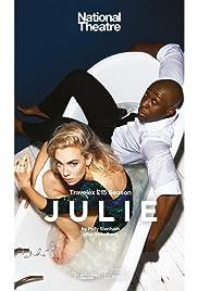 National Theatre Live: Julie Poster