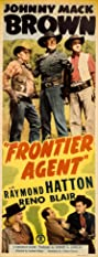 Frontier Agent (1948) Poster