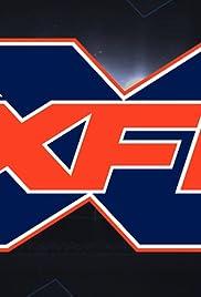 XFL Football League Poster