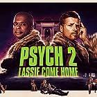 Corbin Bernsen, Kurt Fuller, Dulé Hill, Joel McHale, Timothy Omundson, and James Roday Rodriguez in Psych 2: Lassie Come Home (2020)