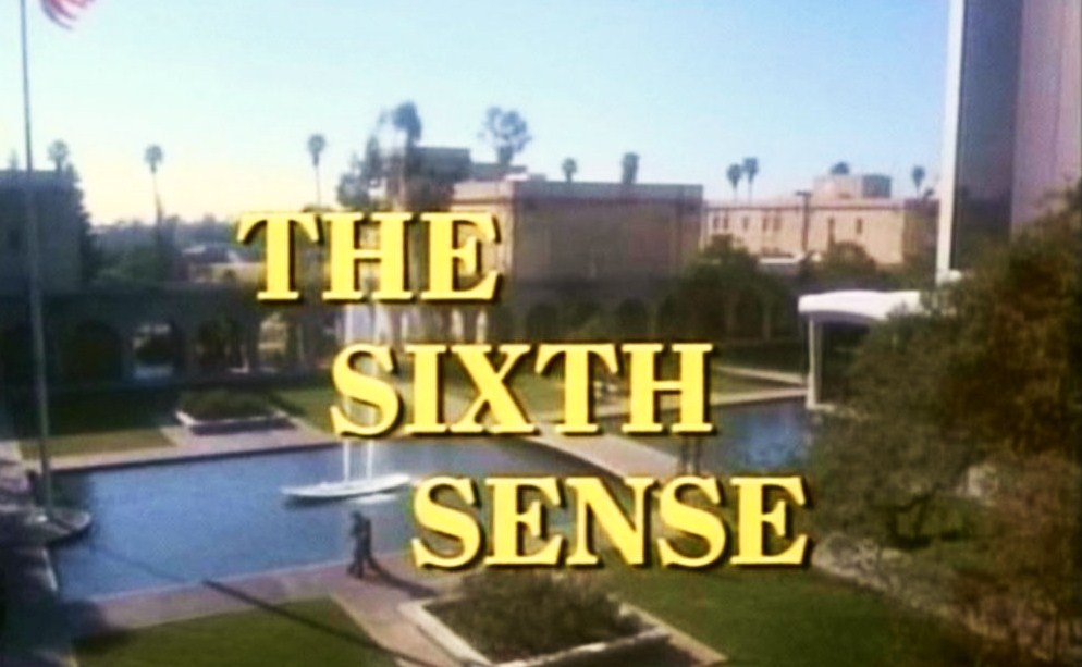 the sixth sense theme