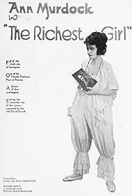 Anna Murdock in The Richest Girl (1918)
