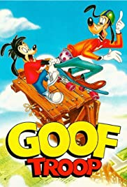 Disney's Goof Troop Poster - TV Show Forum, Cast, Reviews