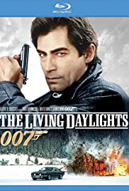 Inside 'The Living Daylights' Poster