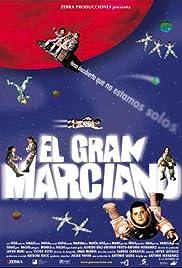 El gran marciano Poster
