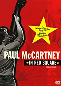 Watch new action movies Paul McCartney in Red Square [UltraHD]