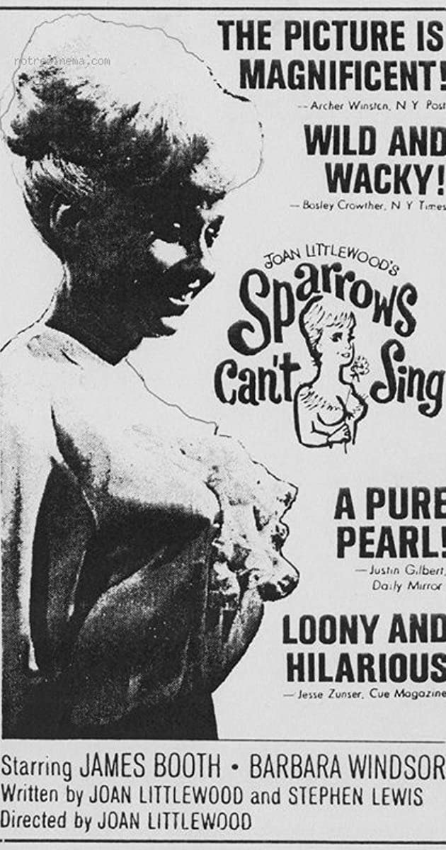 Sparrows Cant Sing (1963)