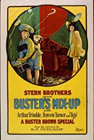 Arthur Trimble and Doreen Turner in Buster's Mix-Up (1926)