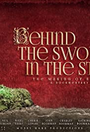 Behind the Sword in the Stone Poster
