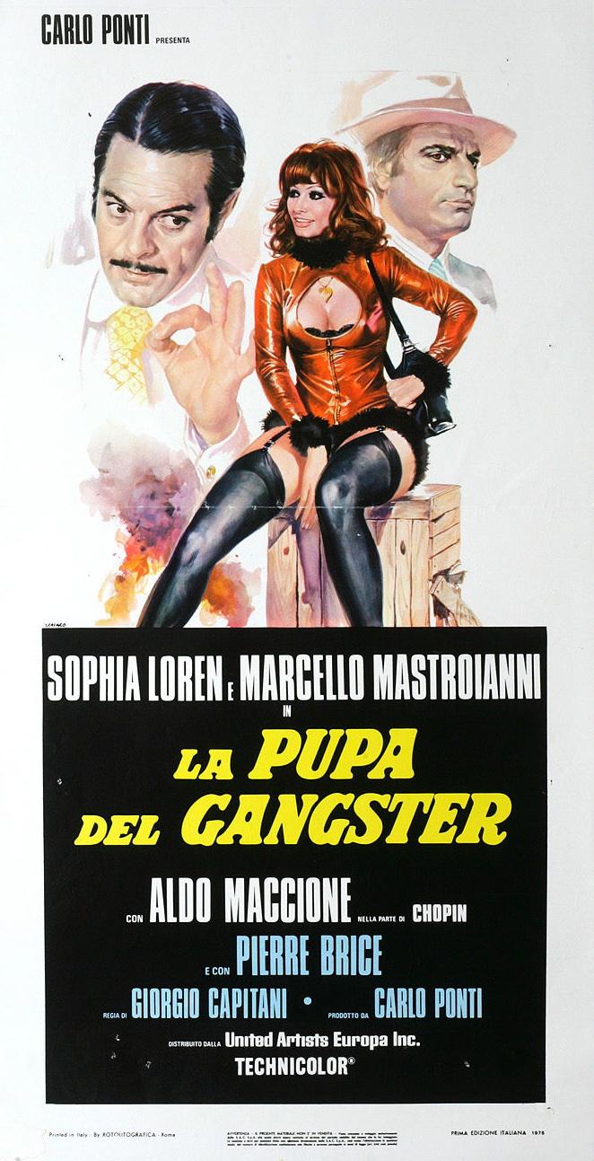 La pupa del gangster (1975)
