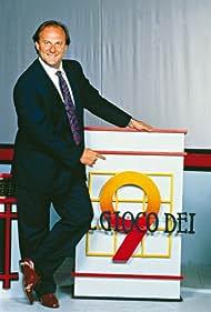Gerry Scotti in Il gioco dei 9 (1988)