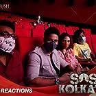 Yash Dasgupta, Mimi Chakraborty, and Anshuman Pratyush in SOS Kolkata (2020)