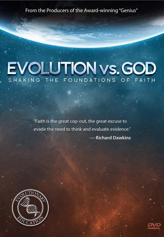 دانلود زیرنویس فارسی فیلم Evolution vs. God