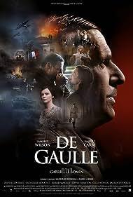Isabelle Carré and Lambert Wilson in De Gaulle (2020)