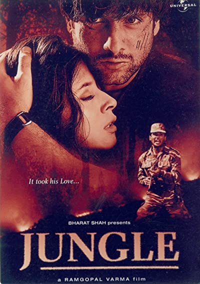 Jungle 2000 Full Hindi Movie Download 400MB 480p HDRip