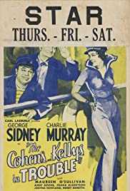 The Cohens and Kellys in Trouble Poster