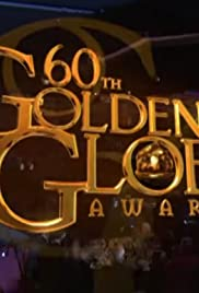 The 60th Annual Golden Globe Awards 2003 Poster