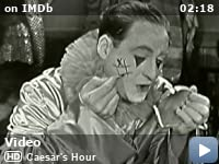 Caesars Hour Tv Series 19541957 Imdb