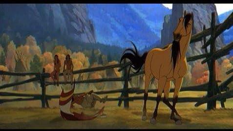aac15764c02fd Spirit: Stallion of the Cimarron (2002) - IMDb