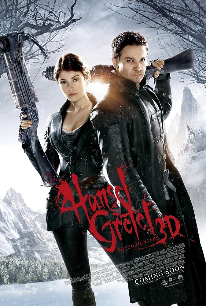 Hansel & Gretel: Witch Hunters (2013) Hindi Dubbed