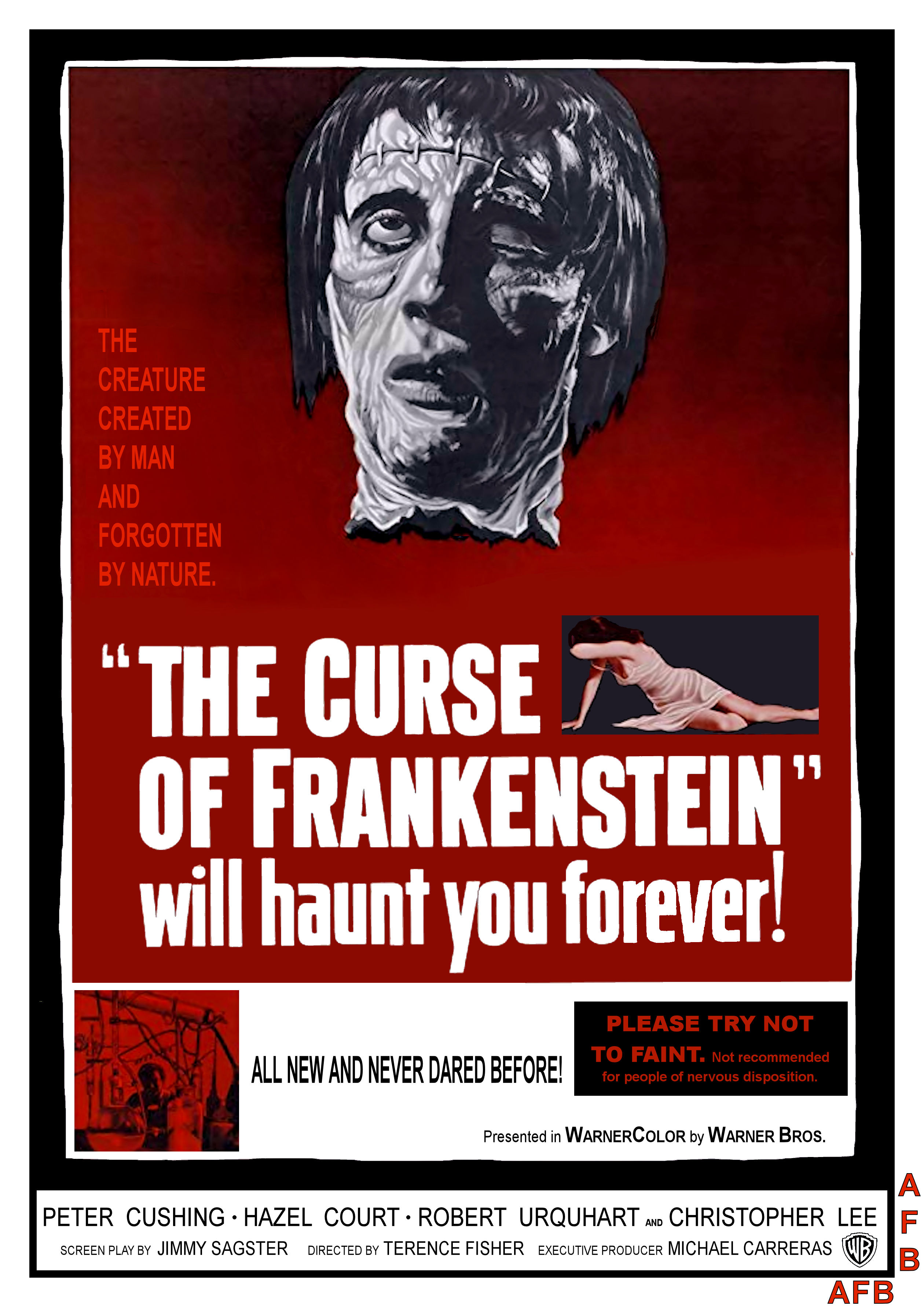 The Curse of Frankenstein (1957) - IMDb