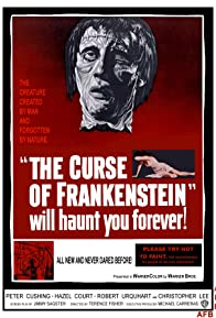 Primary photo for The Curse of Frankenstein