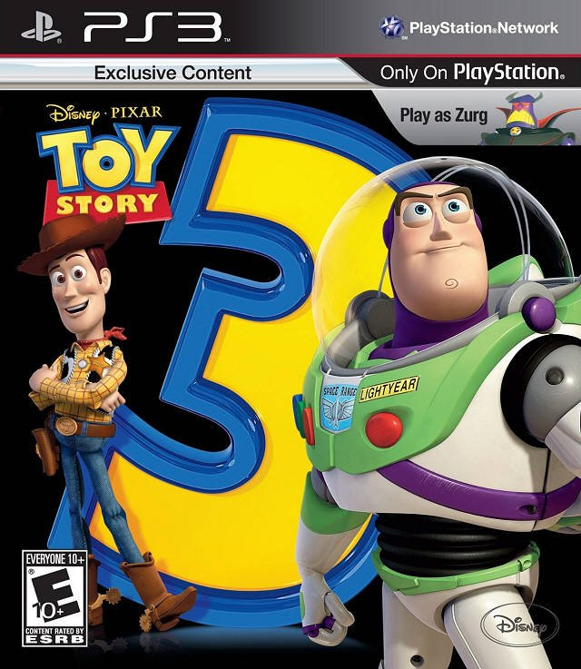Toy Story 3: The Video Game (2010)