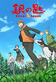 Silver Spoon Poster