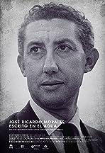 José Ricardo Morales. Escrito en el agua