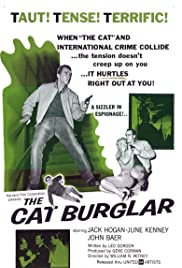 The Cat Burglar (1961) Poster - Movie Forum, Cast, Reviews