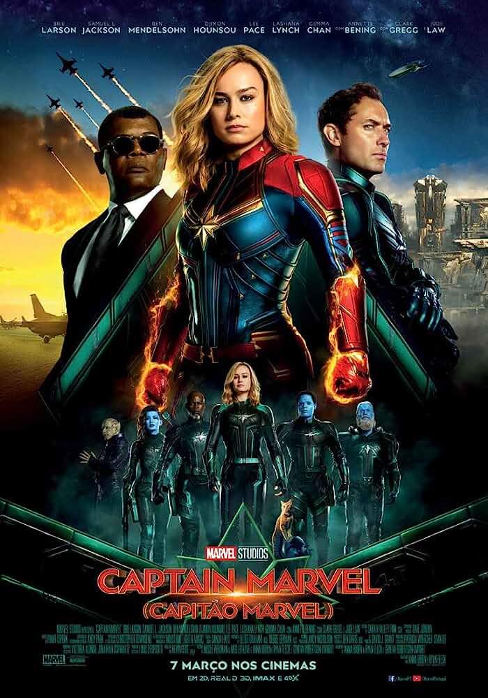 Captain Marvel (2019) in Hindi