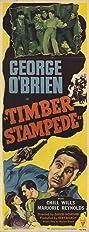 Timber Stampede (1939) Poster