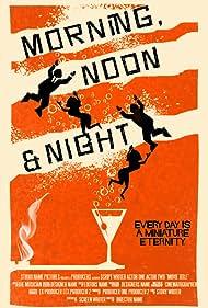 Josh Becker, Regie Cashaw, Darline Bucchare, Nelson Beltran, Michael Bugard, Sonny Cruz, and Righteous Rick Bastuba in Morning, Noon & Night (2018)
