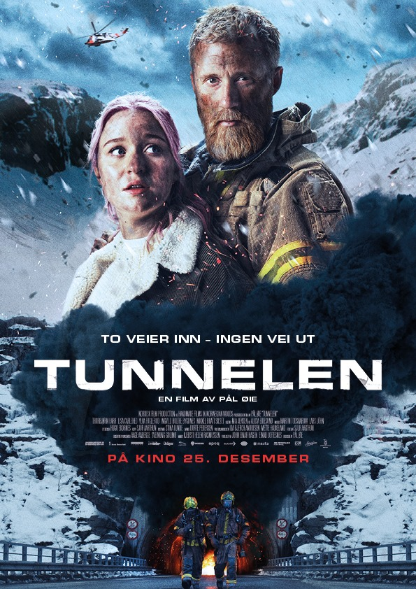 Tunnelen (2019) Hindi Subtitles 720p Web-DL Full Movie