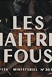 Les maîtres fous (1957) Poster - Movie Forum, Cast, Reviews
