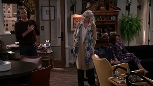 Will & Grace: Will's Mom Delivers Bad News