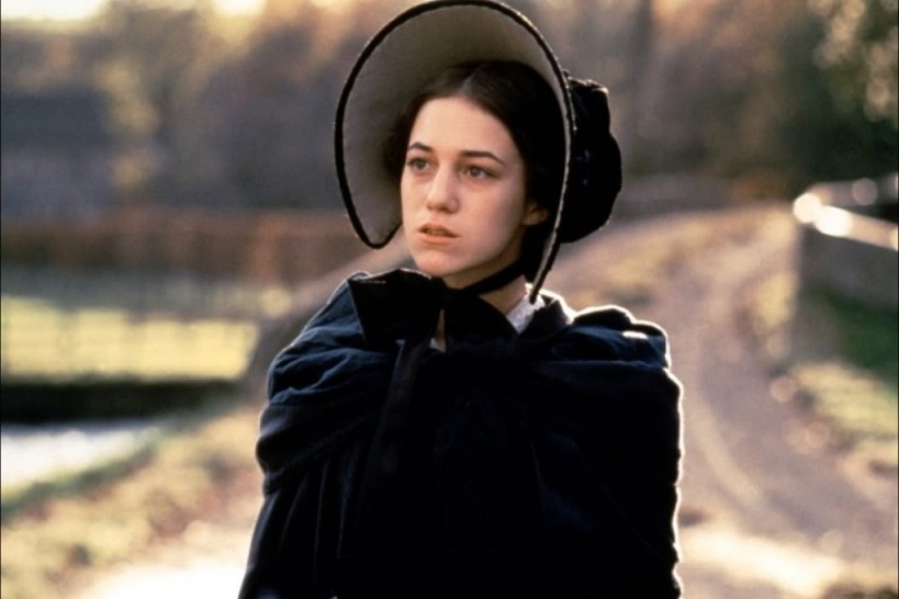 Charlotte Gainsbourg in Jane Eyre 1996