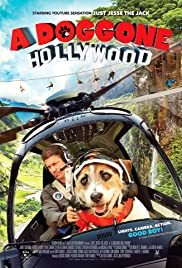 A Doggone Hollywood Poster