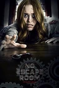 Neil Elman and Jeni Ross in No Escape Room (2018)